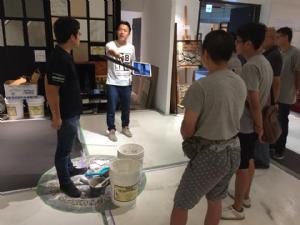 山田21學園 八月份的課程熱鬧中順利結束