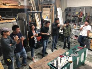 山田21學園 日本見學班+台日技術交流